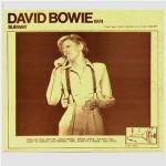 David Bowie 1974-07-16 Boston ,Music Hall – Subway – (Vinyl Rip Stranger09) – SQ -8