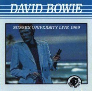David Bowie 1969-02-22 London - Sussex University Live 1969 - SQ -9