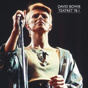 David Bowie 1978-05-31 Copenhagen ,Falkoner Teatret - Teatret 78.1 - SQ 8,5