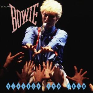 David Bowie 1983-10-26 Osaka ,Funitsu Taikaikan - Tension And Fear - SQ -8