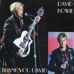 David Bowie 2004-01-16 Chicago ,Rosemont Theater - Thank You David - SQ -9