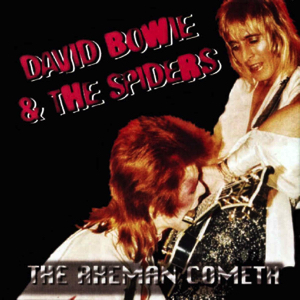 David Bowie The Axeman Cometh 1971-1973 - (Various Studio & Acetate Recordings) - SQ 8-9