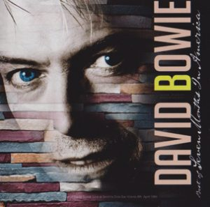 David Bowie Best Of Seven Months In America – Atlanta ,Smith's Old Bar & The GQ Men Of The Year Award (CD) – SQ 9,5