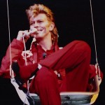 David Bowie 1987-06-21 Cardiff ,Wales ,Cardiff Arms Park ,Master by Mike Jewell SQ 8