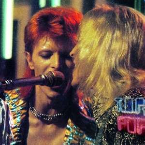 David Bowie 1973-01-04 BBC Radio Oxford - The Jean Genie-BBC Top Of The Tops