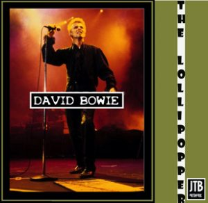David Bowie 1997-07-26 Stockholm ,Lollipop Festival - The Lollipopper - SQ -8