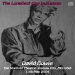 David Bowie 2004-05-10 Kansas City ,Starlight Theatre - Loneliest Guy In Kansas - SQ 8,5