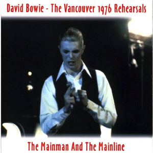 David Bowie 1976-02-02 Vancouver ,Pacific National Exhibition Coliseum (Rehearsals) - The Mainman & The Mainline - SQ -9