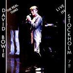 David Bowie 1978-06-02 Stockholm ,Kungliga Tennishallen - The Real Thing - SQ 7,5
