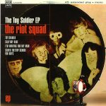 David Bowie Riot Squad - The Toy Soldier - EP - SQ -9