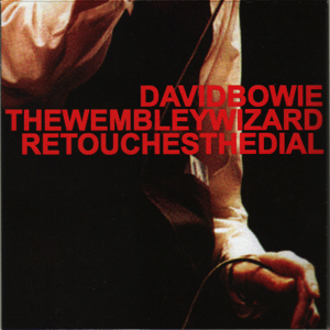 David Bowie 1976-05-03 London ,Empire Pool - The Wembley Wizard Retouches The Dial - SQ 7