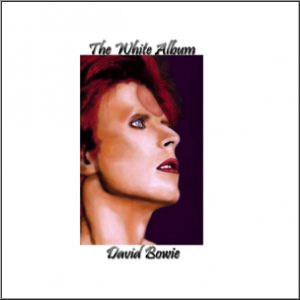 David Bowie The White Album (An interesting collection of David's early material) - SQ 8+