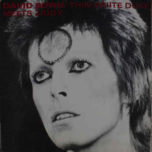 David Bowie Thin White Duke Meets Ziggy - Compilation 1970-1976 - SQ 8-9