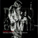 David Bowie 1972-07-15 Aylesbury ,Friars Borough Hall - Torquay 1972 - SQ 6+
