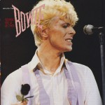 David Bowie 1983-09-11 Vancouver ,Pacific National Exh. Coliseum – Tremble Like A Flower – SQ 8,5