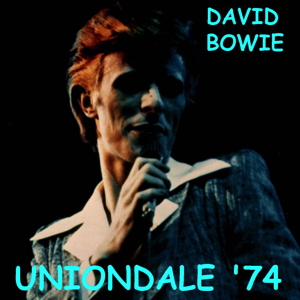 David Bowie 1974-11-18 Philadelphia ,Spectrum Theatre - Uniondale '74 - SQ -6