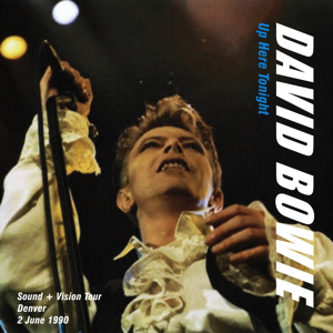 David Bowie 1990-06-02 Denver ,McNichols Arena - Up Here Tonight - SQ 8,5