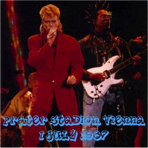 David Bowie 1987-07-01 Vienna ,Praterstadion - Vienna 87 - SQ 8