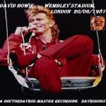 David Bowie 1987-06-20 London ,Wembley Stadium (A Doctordavros master recording) - SQ 7,5