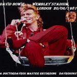 David Bowie 1987-06-20 London ,Wembley Stadium (A Doctordavros master recording) - SQ 7,5