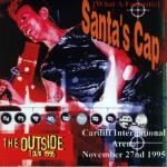 David Bowie 1995-11-27 Cardiff ,International Arena - What a fantastic Santas Cap - SQ 9
