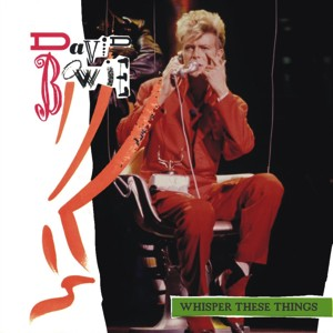 David Bowie 1987-07-08 Barcelona ,Mini Estadi FC Barcelona - Wispers These Things - SQ 8+