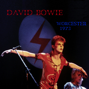 David Bowie 1973-06-04 Worcester ,Gaunt Theatre - Worchester 1973 - (matrix learm) - SQ 6,5
