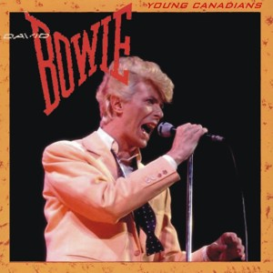 David Bowie 1983-07-11 Quebec City ,Coliseum - Young Canadians - SQ 7,5