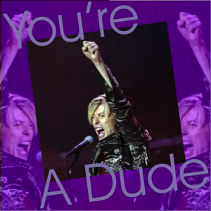 David Bowie 2004-01-31 Los Angeles ,Shrine Auditorium - You're A Dude - SQ 8,5