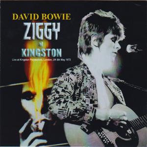 David Bowie 1972-05-06 London ,Kingston Polytechnic - Ziggy At Kingston - SQ 6,5