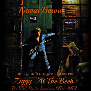 David Bowie Ziggy At The Beeb (The Best Of The BBC Sessions 1970-1972) - SQ 8-9
