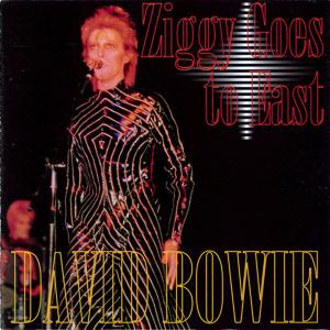 David Bowie 1973-04-11 Tokyo , Japan , Shinjuku Koseinenkin Kaikan – Ziggy Goes To East - SQ -8