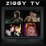 David Bowie Ziggy TV – (TV Compilation 1972-1973) – SQ 7 – SQ 9,5