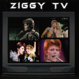 David Bowie Ziggy TV - Compilation 1972-1973 - SQ 10 - SQ 7