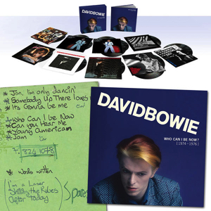 David Bowie Who Can I Be Now? (1974 – 1976) Box set