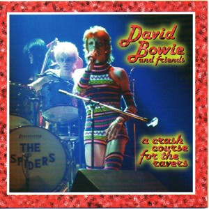 David Bowie A Crash Couse for the Ravers - BBC sessions Compilations SQ