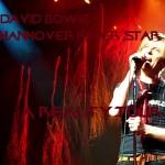 David Bowie 2003-11-01 Hannover ,Preussag Arena – Hannover Killer Star – SQ 8,5
