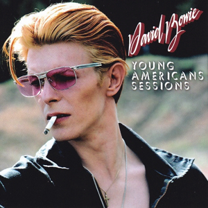 David Bowie Young Americans Sessions (The Young Americans Studio Sessions 1974) - SQ 10