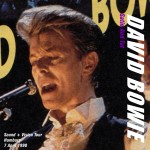 David Bowie 1990-04-07 Hamburg ,Sporthalle - Satin And Tat - (Off master) SQ 8