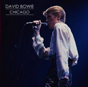 David Bowie 1978-04-17 Chicago ,Arie Crown Theatre - Chicago - SQ 7+
