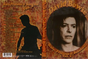 David Bowie Rare,Precious & Beautiful Volume 1