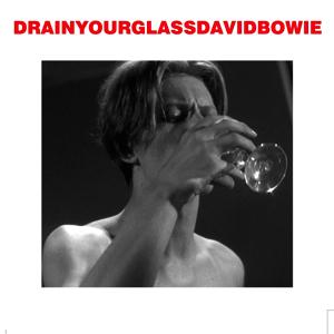David Bowie 1976-04-29 Copenhagen ,Falkoner Teatret - Drain Your glass - SQ 7