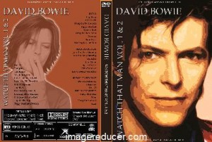 David Bowie Watch That Man Volume 1 and 2
