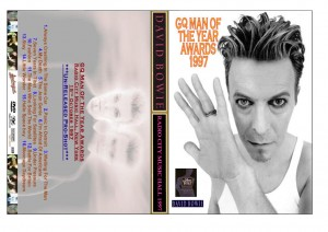 David Bowie 1997-10-15 GQ Men Of The Year Awards 1997
