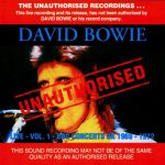 David Bowie Live Vol.1 (BBC Concerts U.K. 1969-1972) - SQ -9