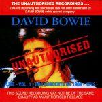 David Bowie Live Vol.1 (BBC Concerts U.K. 1969-1972) - SQ -9