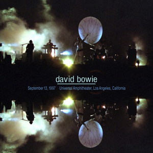 David Bowie 1997-09-13 Los Angeles ,Universal Amphitheatre - Earthling #51 and # 52 - (interplay) - SQ 8+