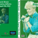 David Bowie 1983-08-07 live Edmonton 1983–Live at the Commmonwealth Stadium