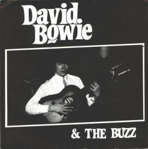 David Bowie The Buzz 1966-1967