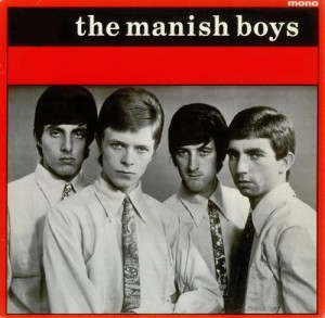 David Bowie The Manish Boys (1965) - SQ 9
